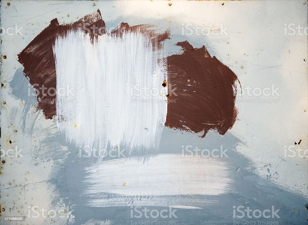 Painted Texture royalty-free stock photo