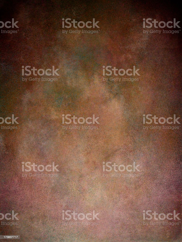 Painted Textured muslin backdrop royalty-free stock photo