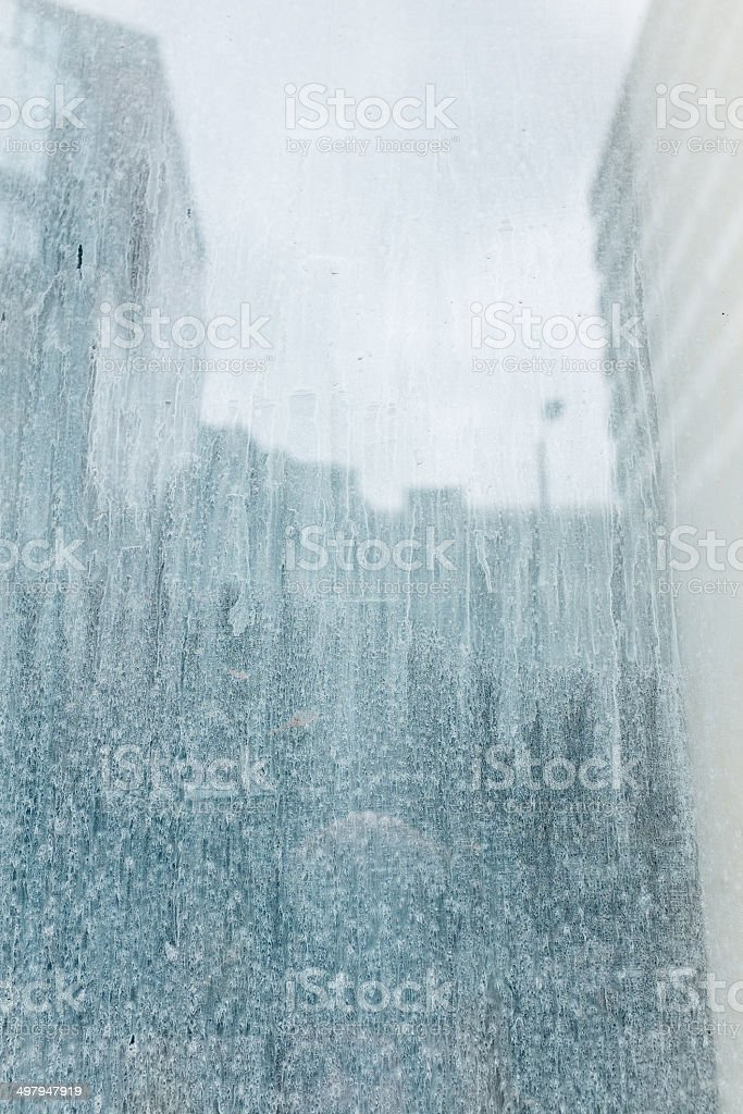 Painted Wall Background royalty-free stock photo