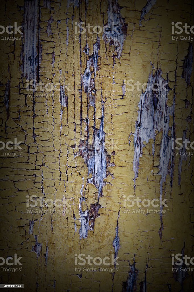 Painted wood texture stock photo