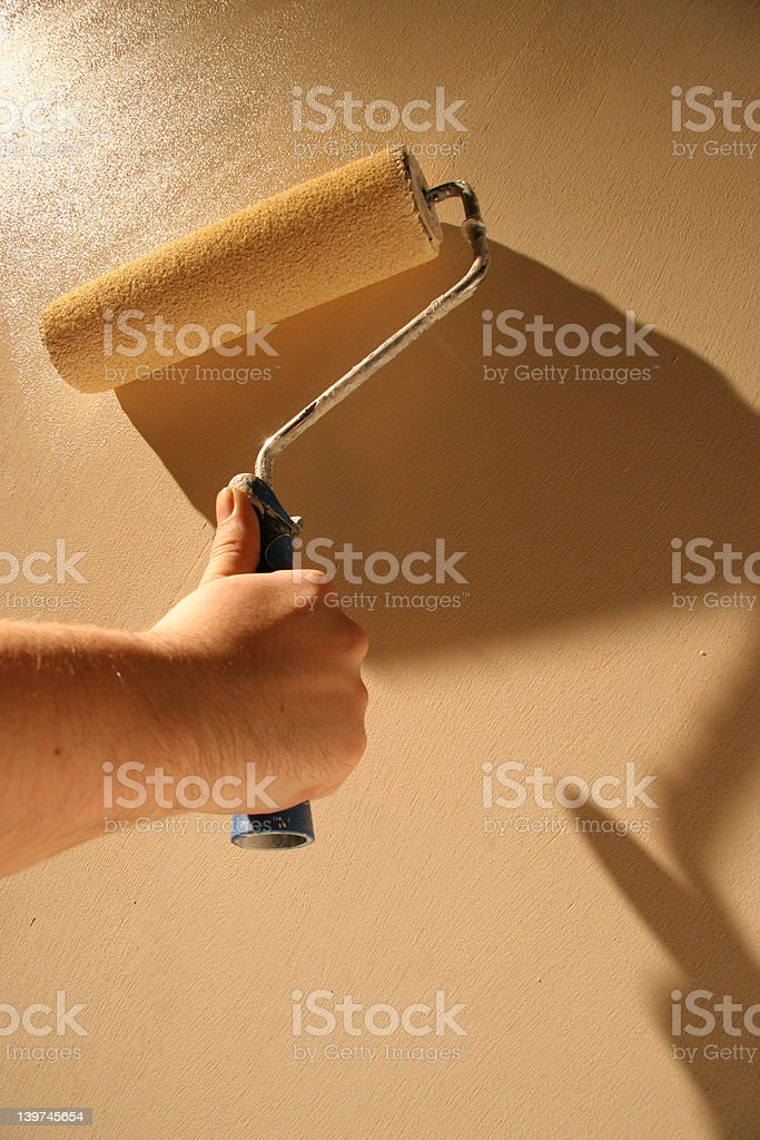 Painting 2 royalty-free stock photo