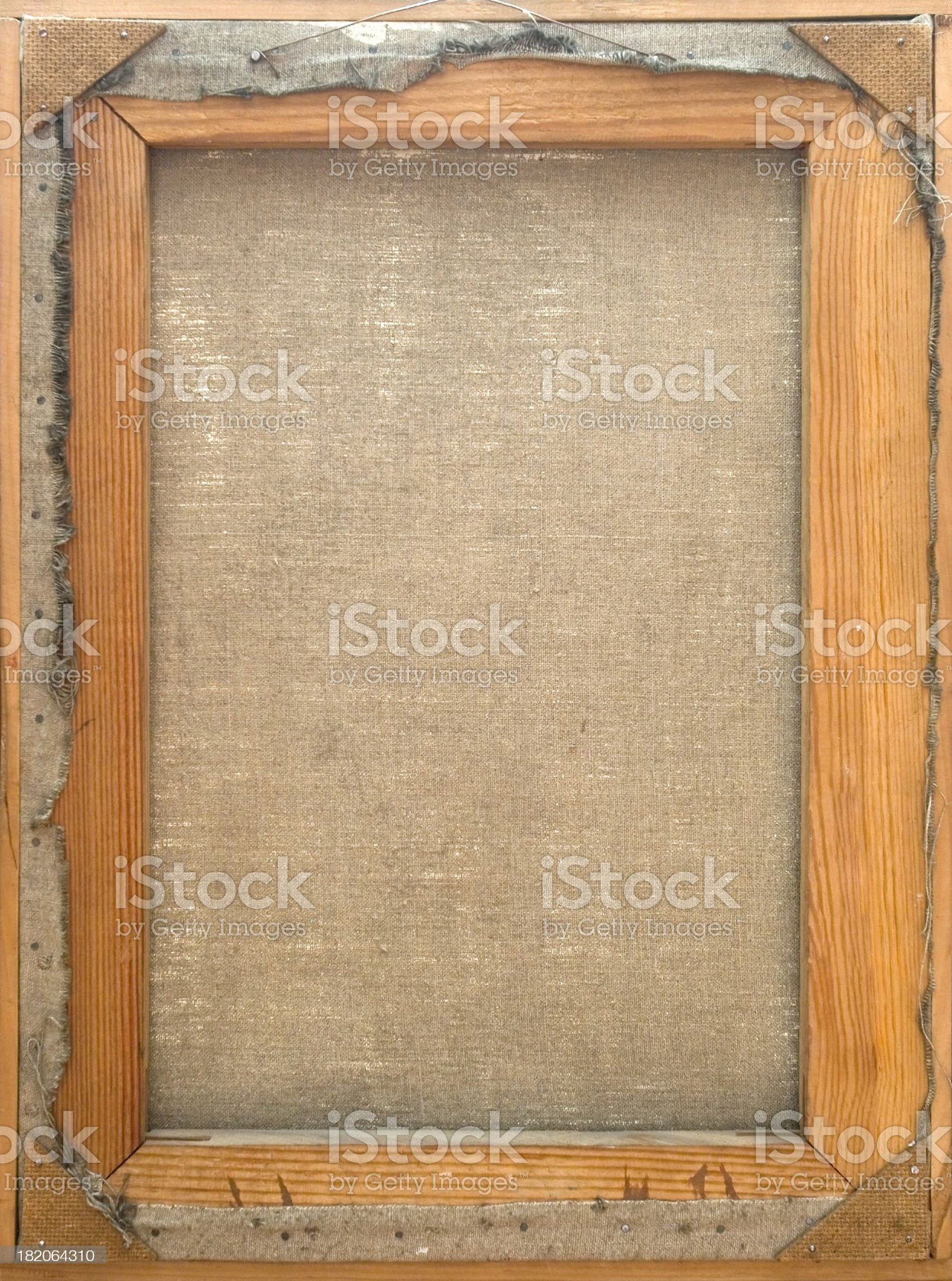 Painting Frame royalty-free stock photo