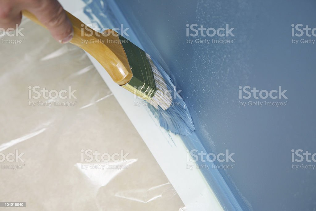 Painting Series royalty-free stock photo