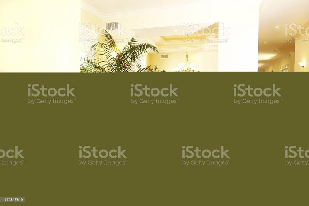 Pair of Casino Dice royalty-free stock photo