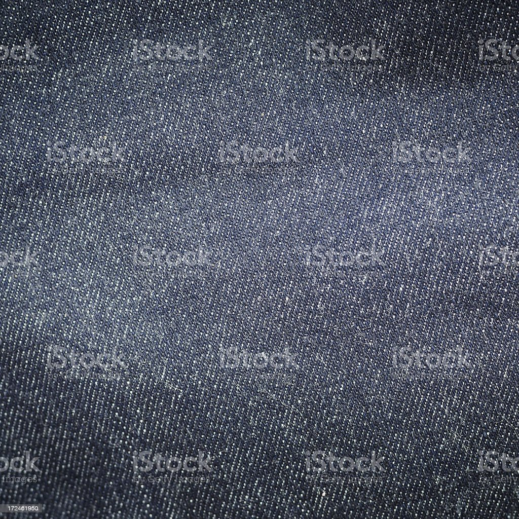 Pairs of  blue jeans stock photo