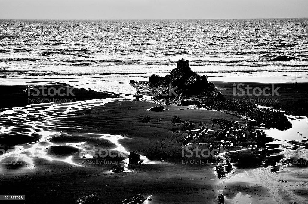 paisaje de mar royalty-free stock photo