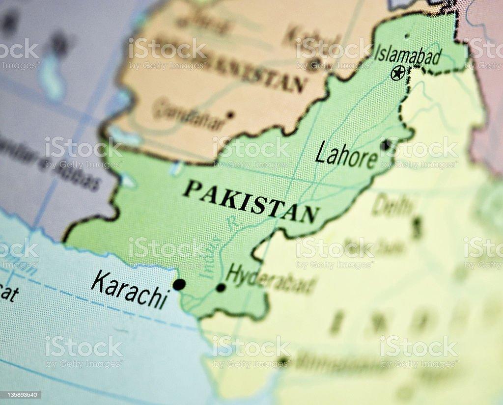 Pakistan royalty-free stock photo