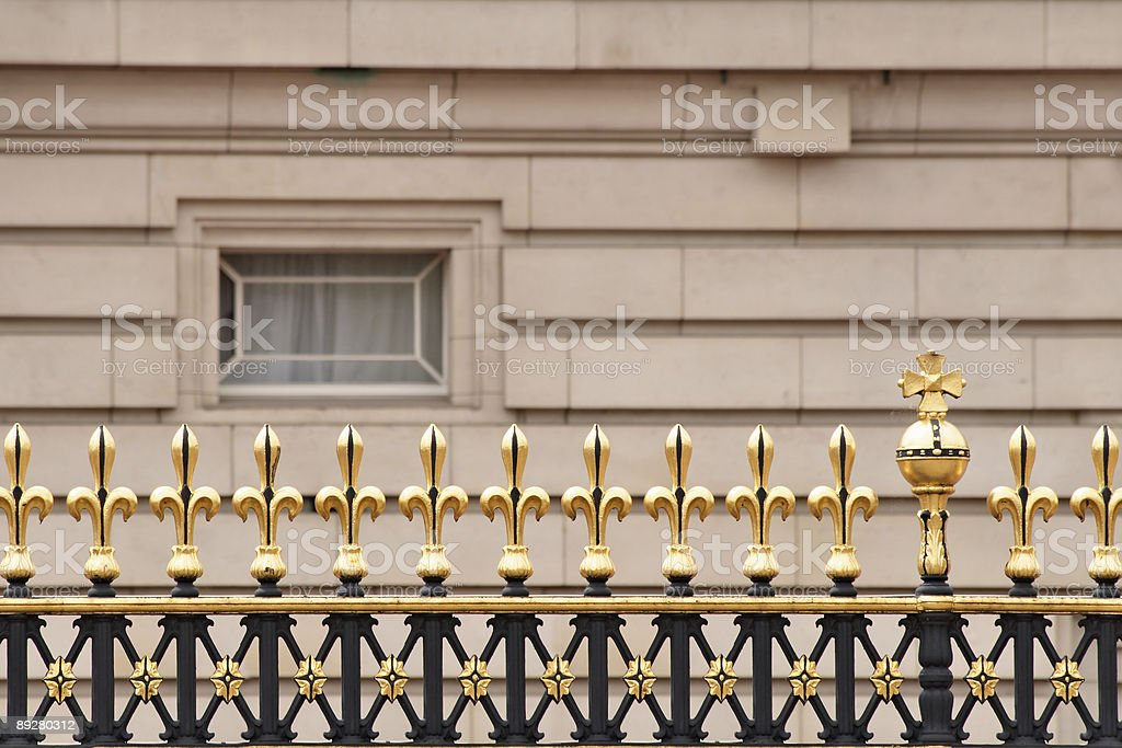 Palace Architecture royalty-free stock photo