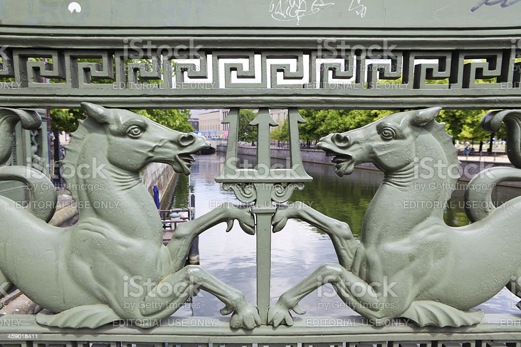 Palace Bridge royalty-free stock photo