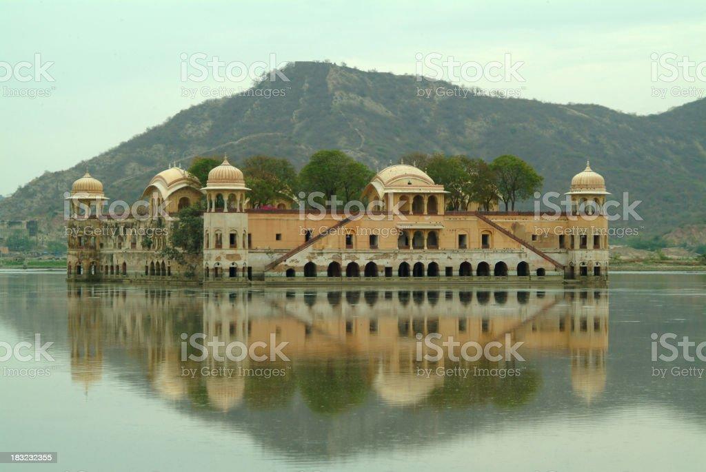 Palace in Jaipur royalty-free stock photo