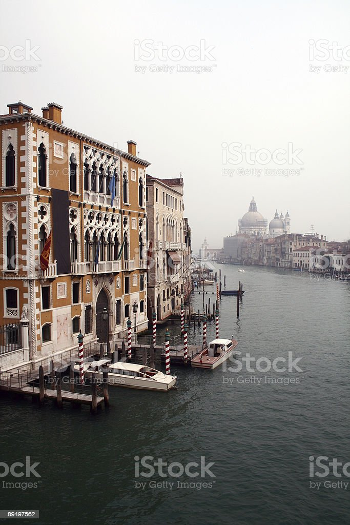 palace in Vvenice royalty-free stock photo