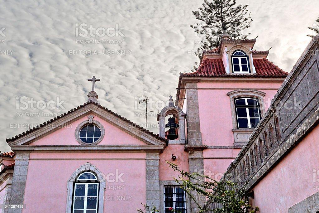 Palace of Oeiras stock photo