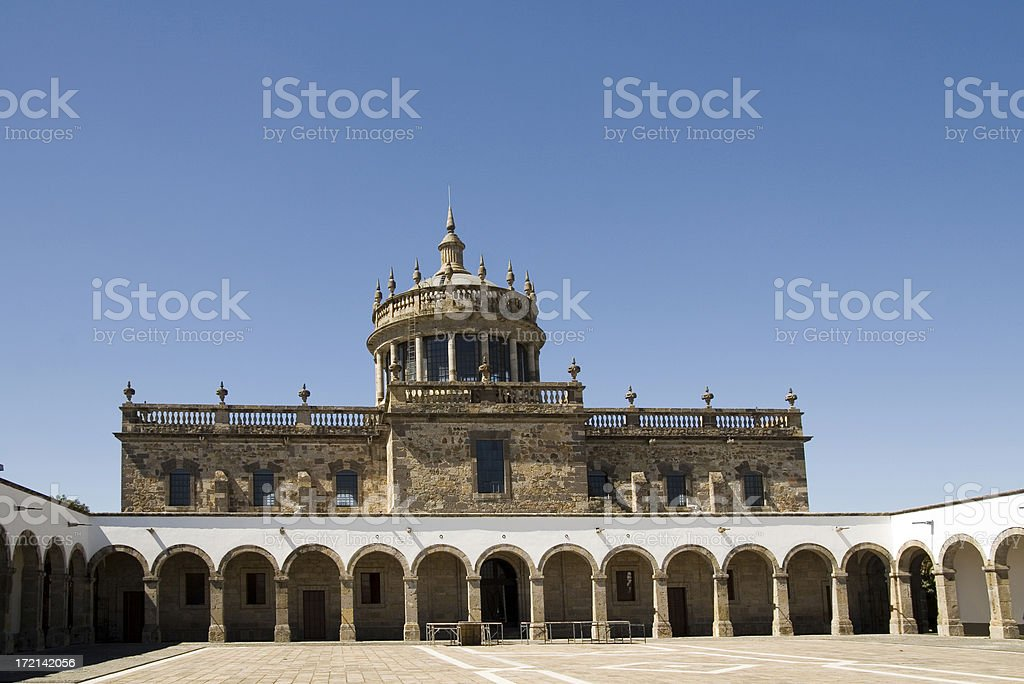 Palace stock photo