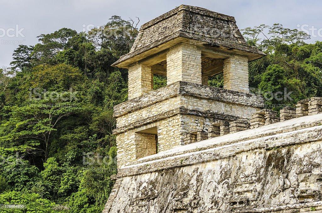 Palace Tower royalty-free stock photo