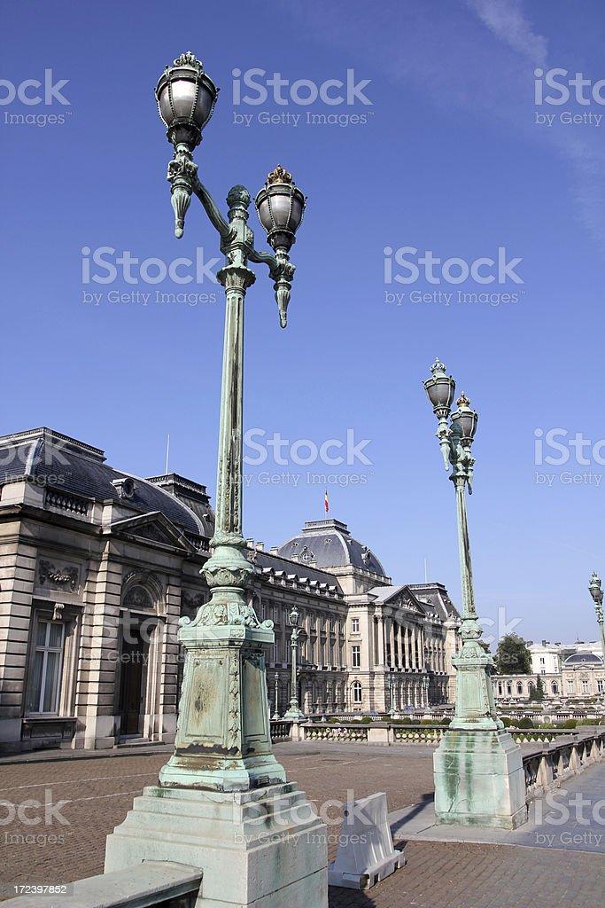 Palais Royal royalty-free stock photo