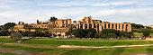 Palatine hill and the Roman forum (XXXL)