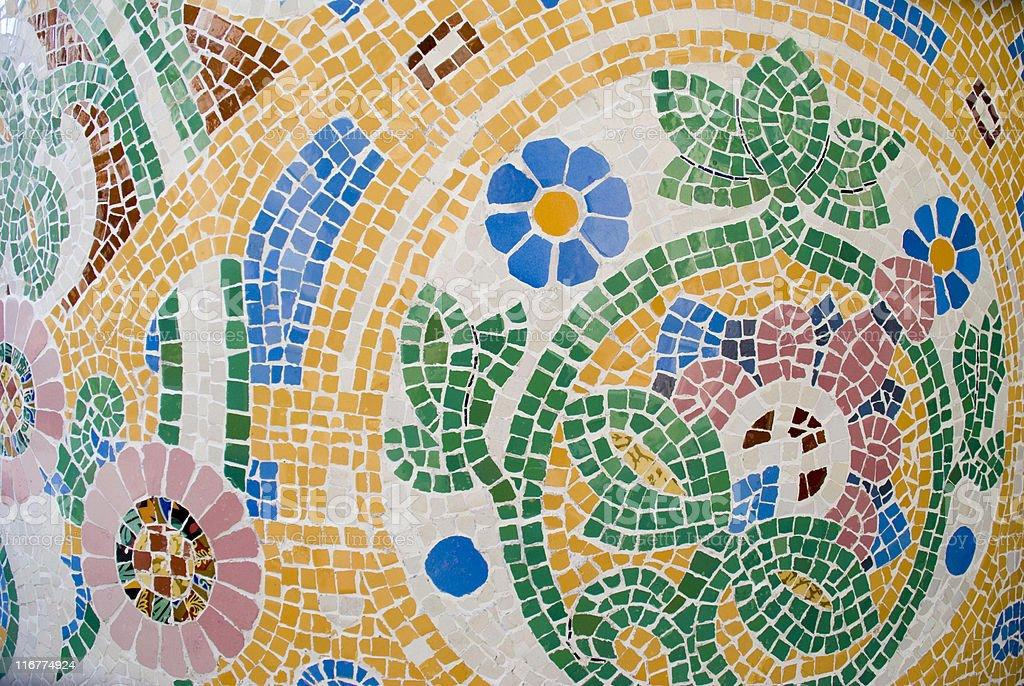 Palau de la M?sica Catalania Barcelona royalty-free stock photo