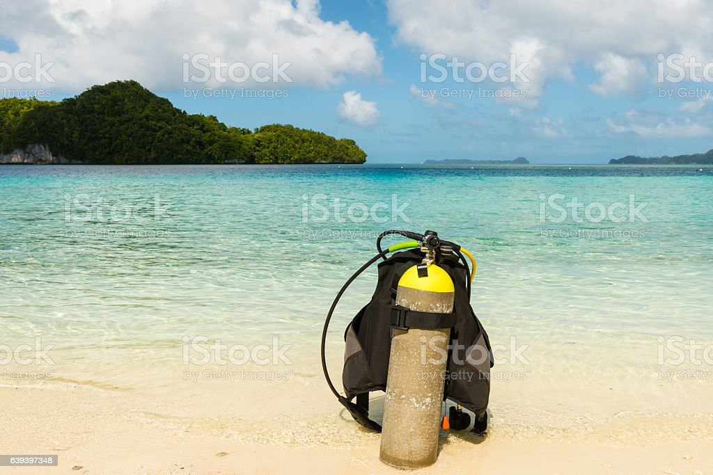 Palau - Micronesia stock photo