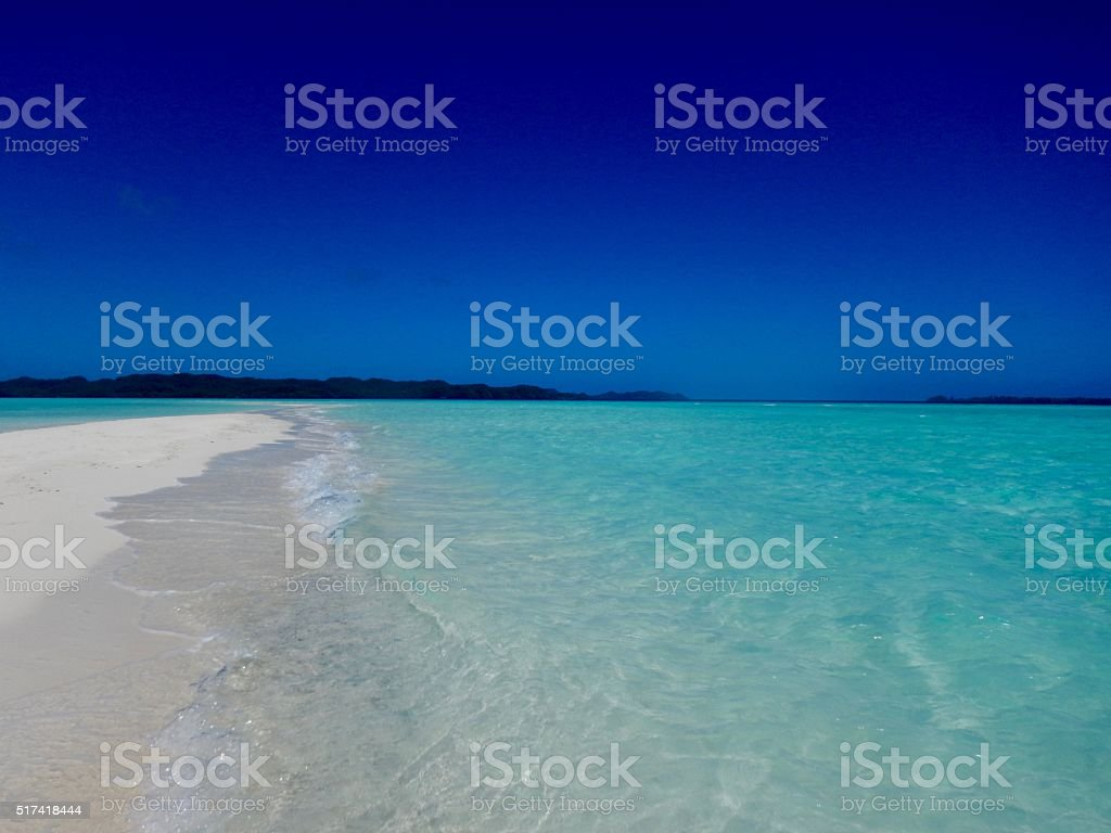 Palau of Long Beach stock photo