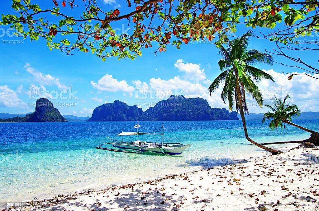 Palawan,Philippines stock photo