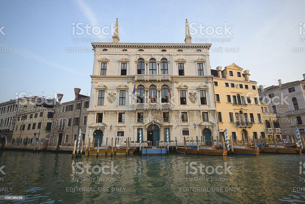 Palazzo Balbi stock photo