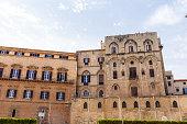Palazzo dei Normanni in Palermo, Italy