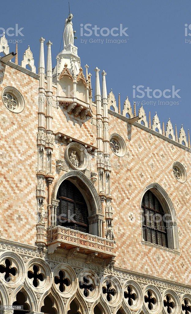 Palazzo Ducale stock photo
