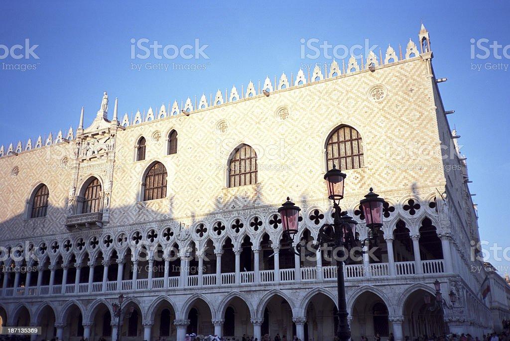 Palazzo Ducale, Venezia - Venice, Italy royalty-free stock photo