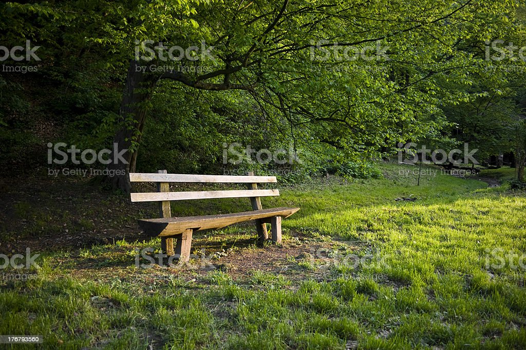 Palce To Rest royalty-free stock photo
