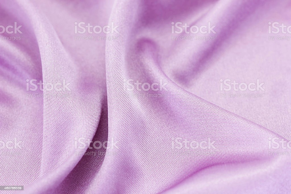Pale lilac silk background stock photo