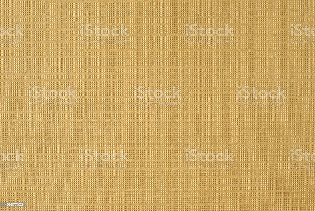 Pale Yellow Textured Paper stock photo