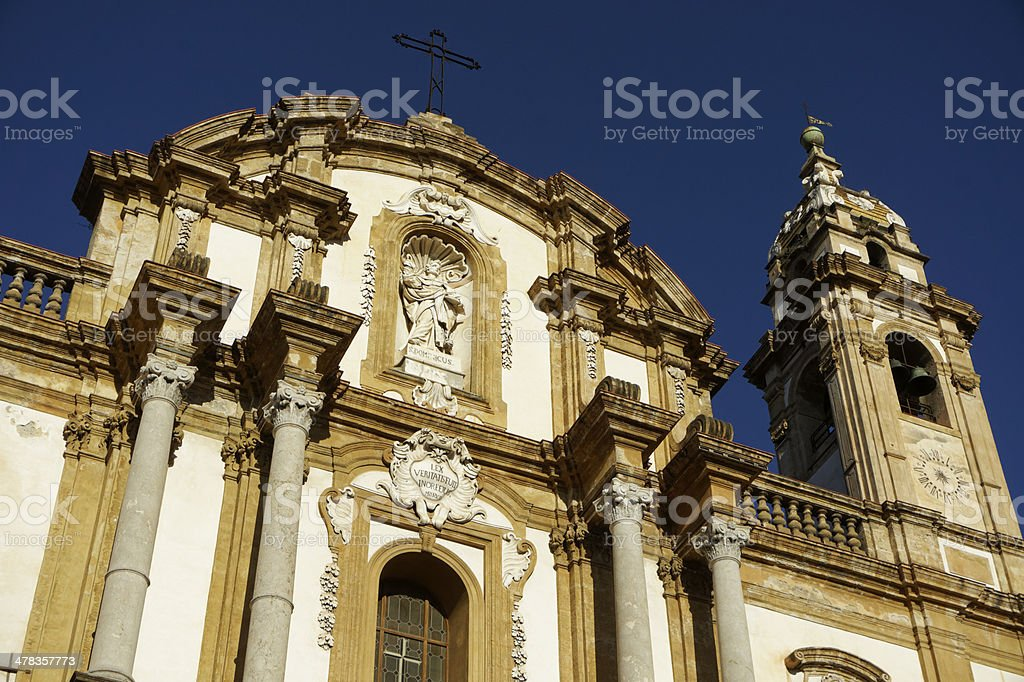 Palermo stock photo