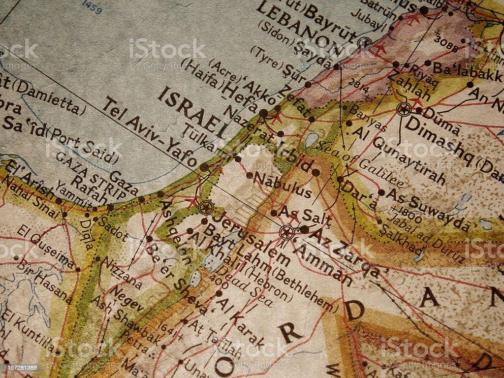 Palestine royalty-free stock photo