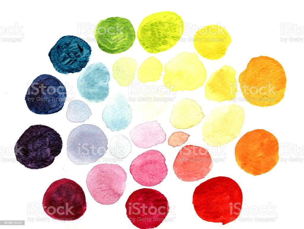 palette stock photo
