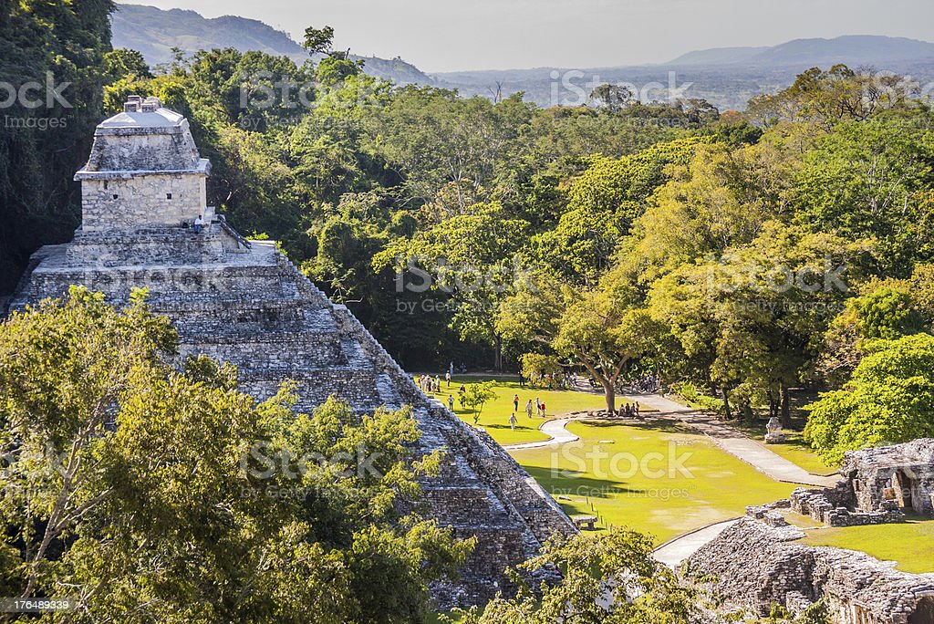 Palenque royalty-free stock photo