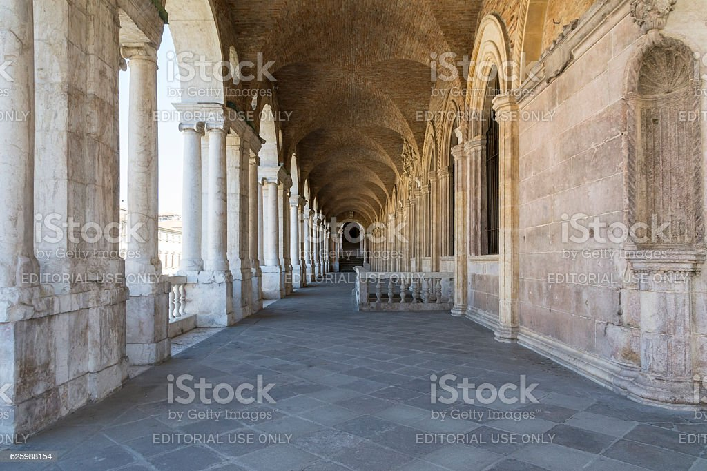 Palladian Basilica stock photo
