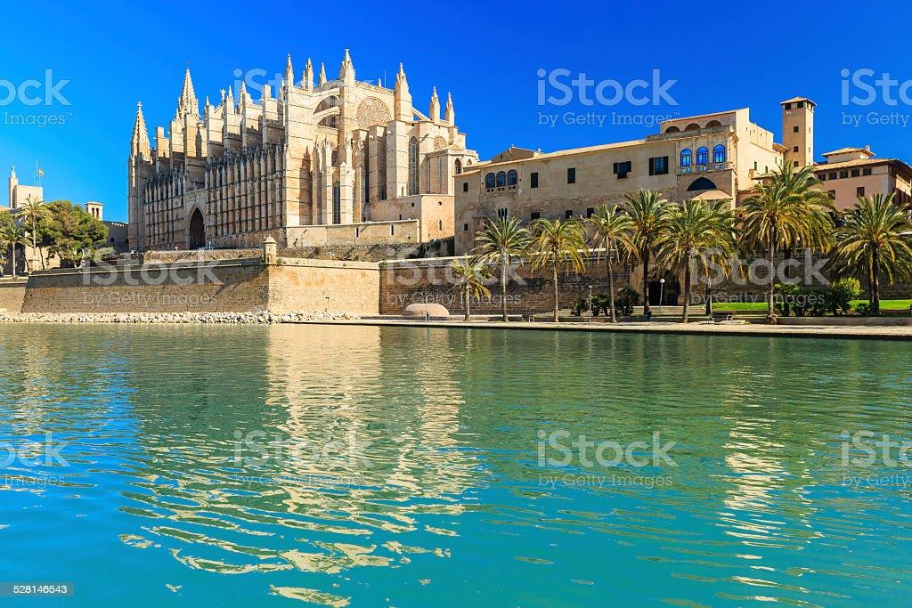 Palma de Mallorca, Spain stock photo