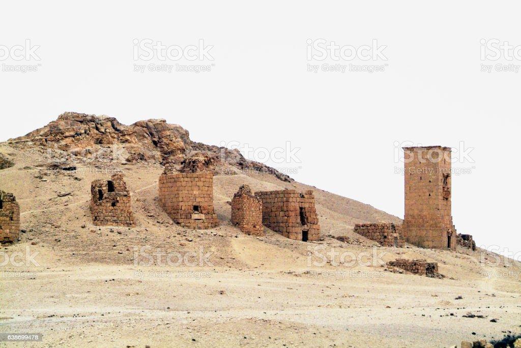 Palmyra 35 stock photo