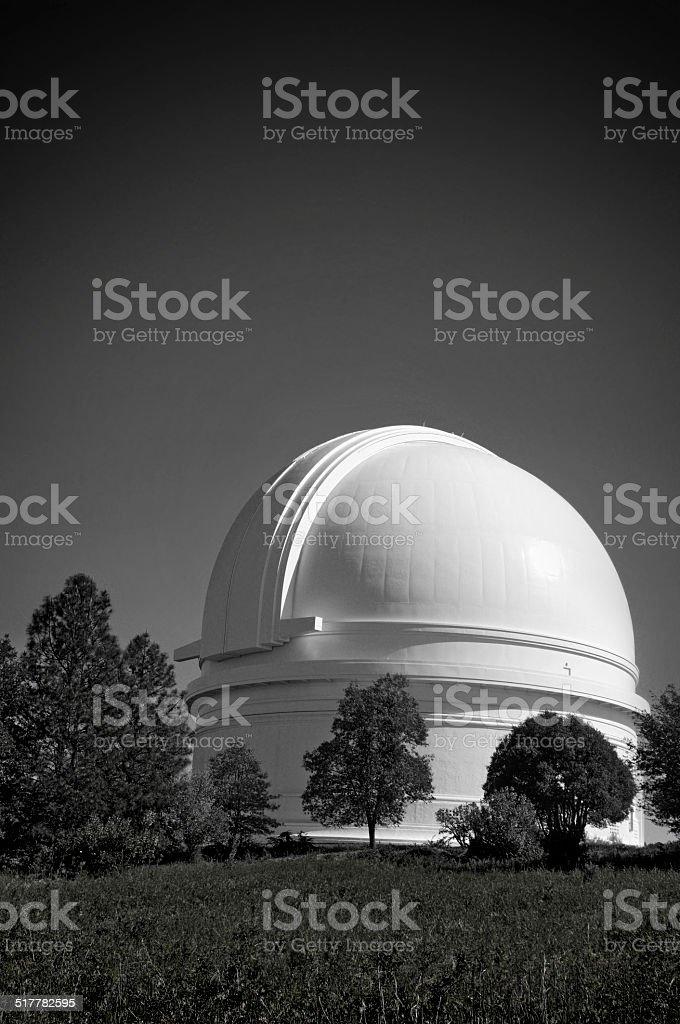 Palomar Observatory stock photo