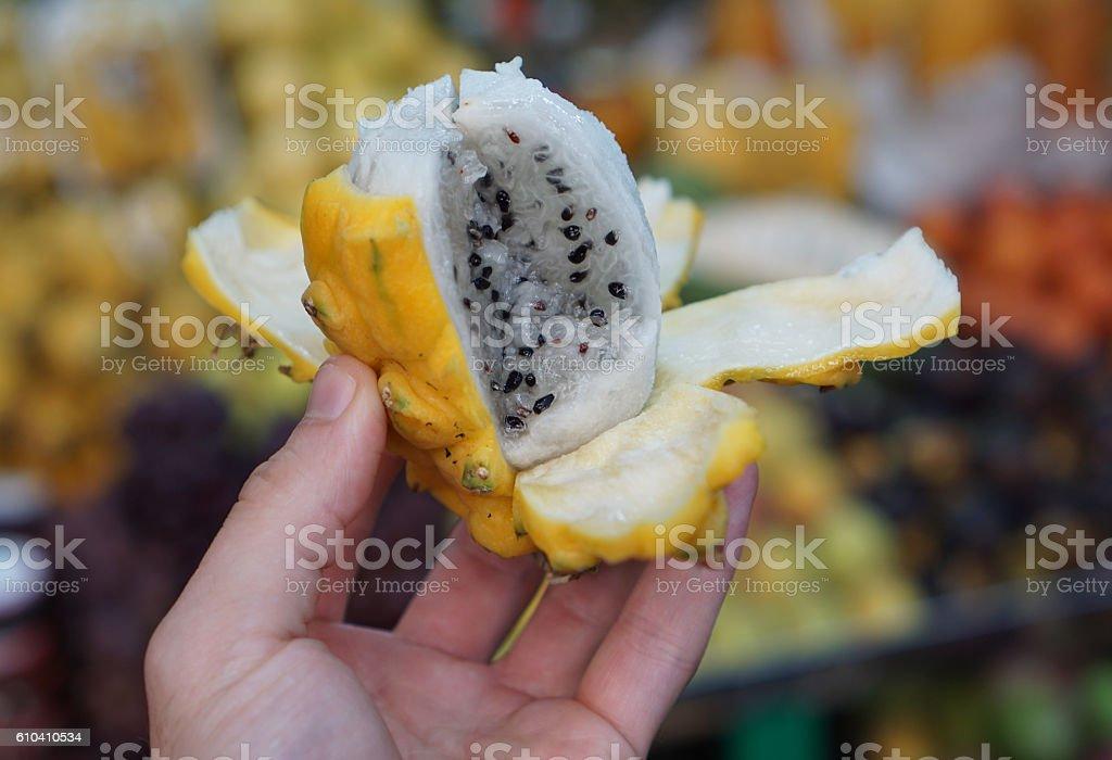 Paloquemao Market stock photo