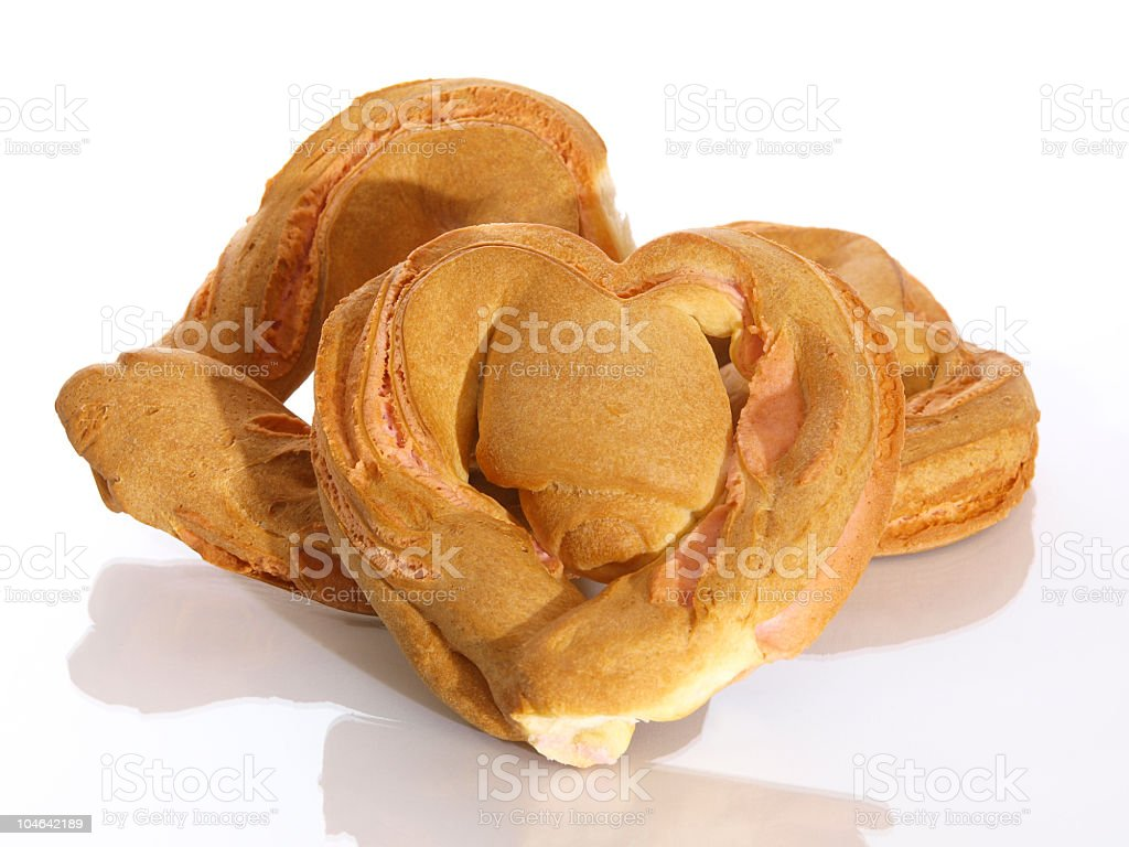 Pan Dulci - Mexican Sweet Bread stock photo