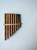 Pan flute or panpipe