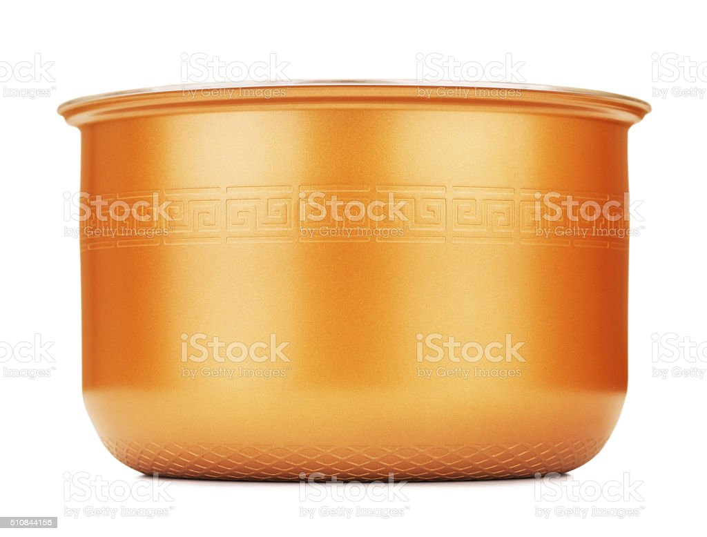 Pan For Multicooker stock photo