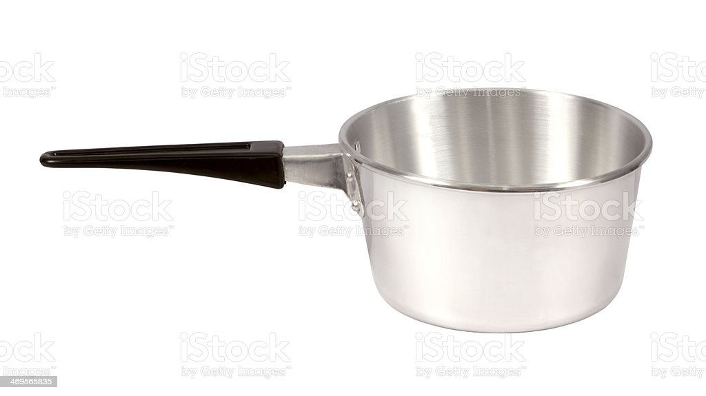 Pan isolated on a white background stock photo