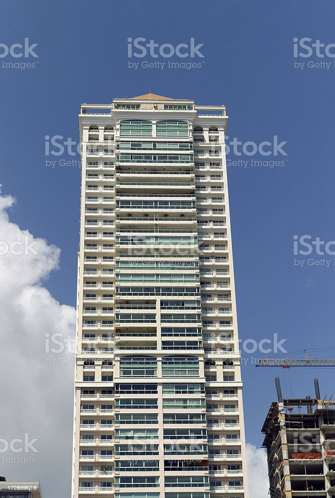 Panama Condo stock photo