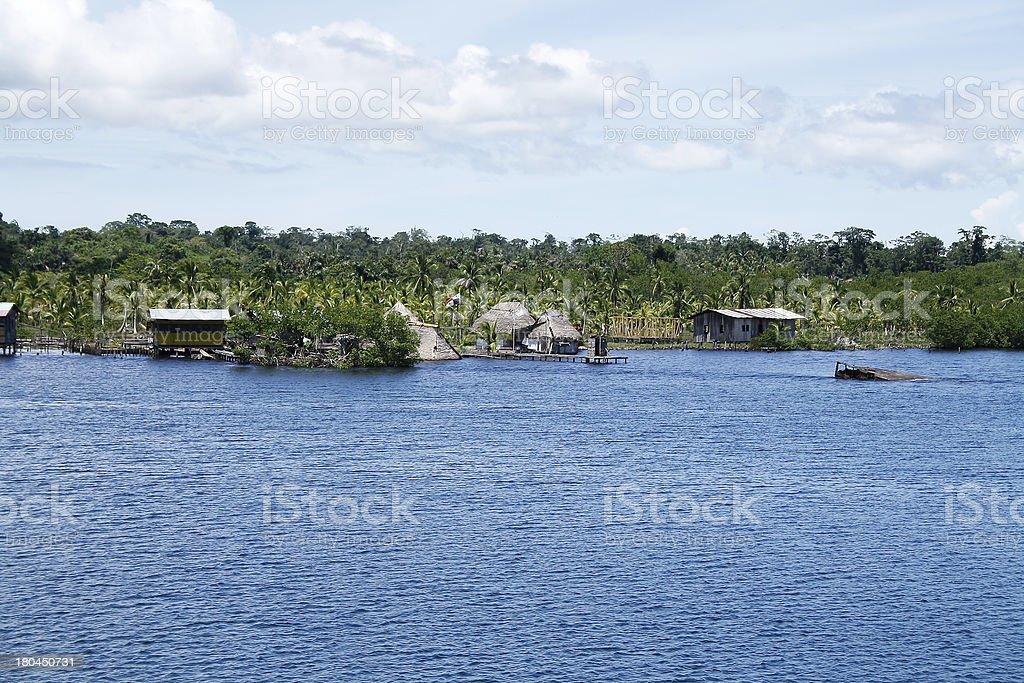 Panama royalty-free stock photo