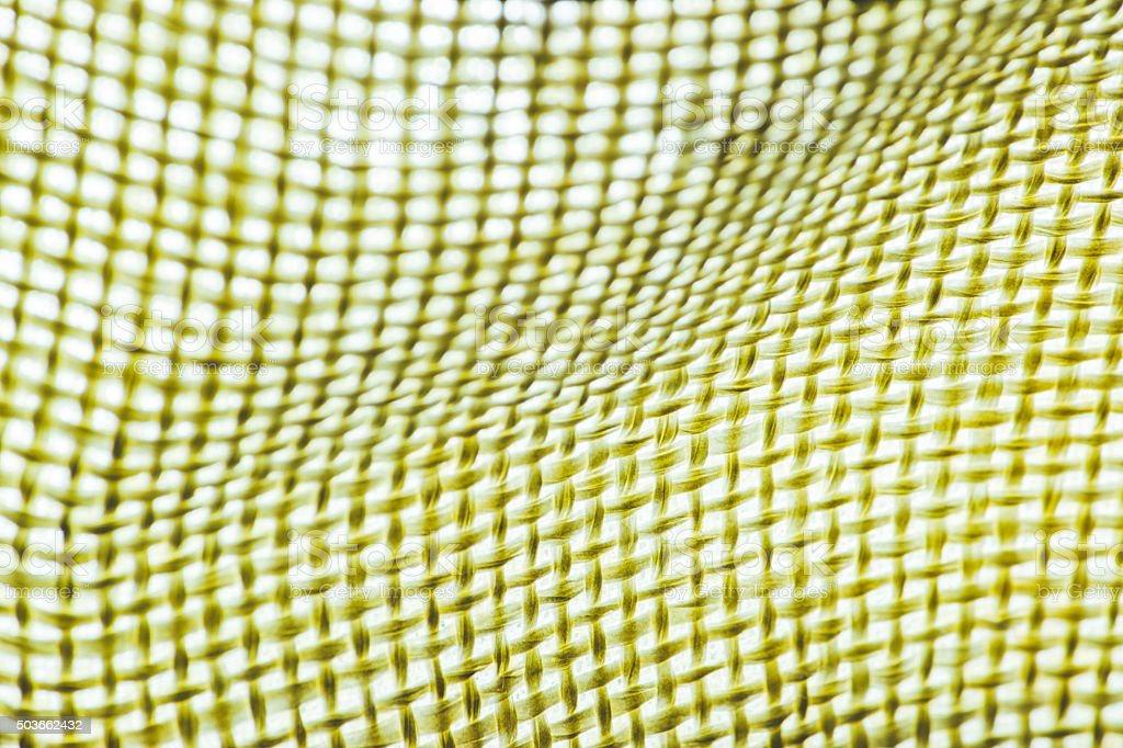 Panama, straw Hat Rough Weave Detail, Bleached and Stained, high stock photo