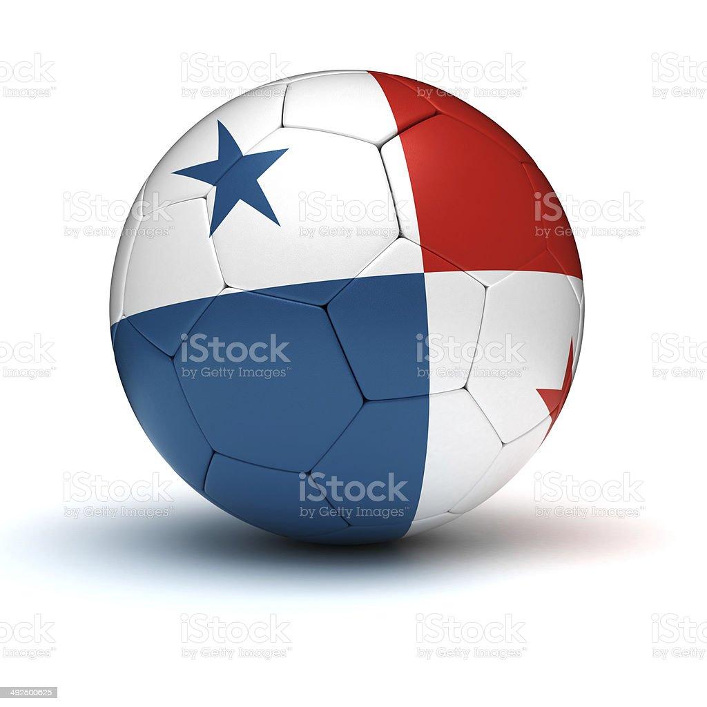 Panamanian Football stock photo