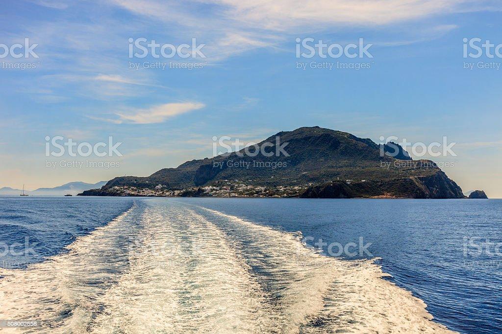 Panarea, Aeolian Islands - Sicily stock photo