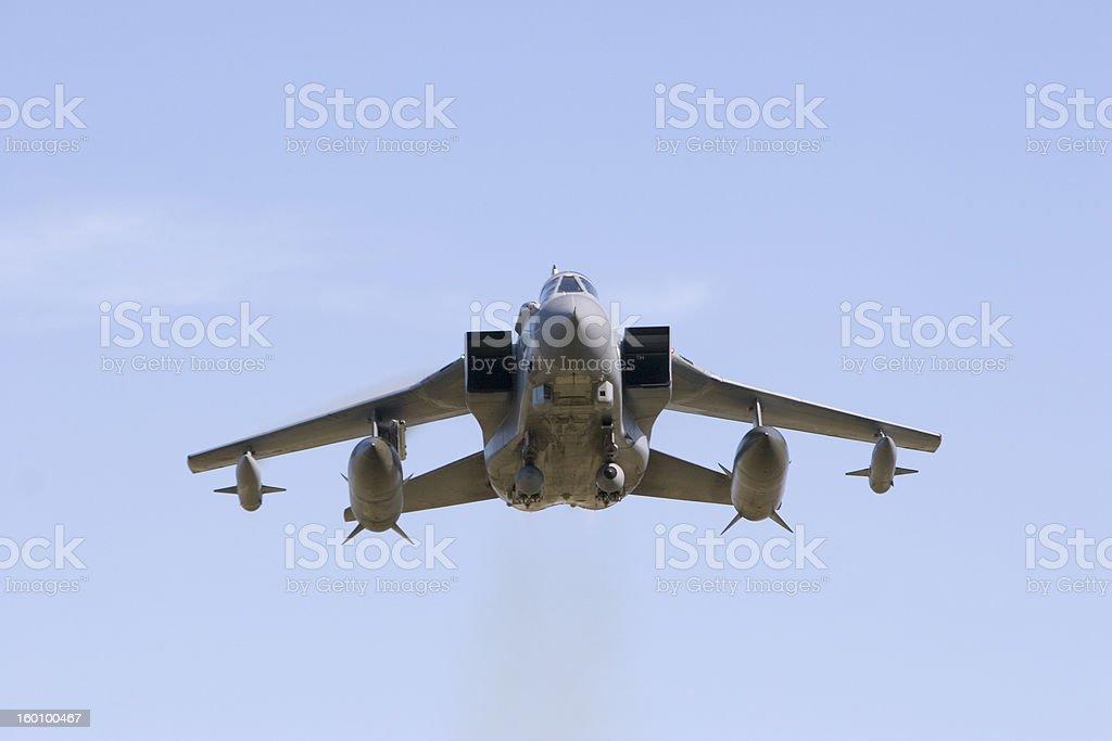 Panavia Tornado GR.Mk 4 royalty-free stock photo